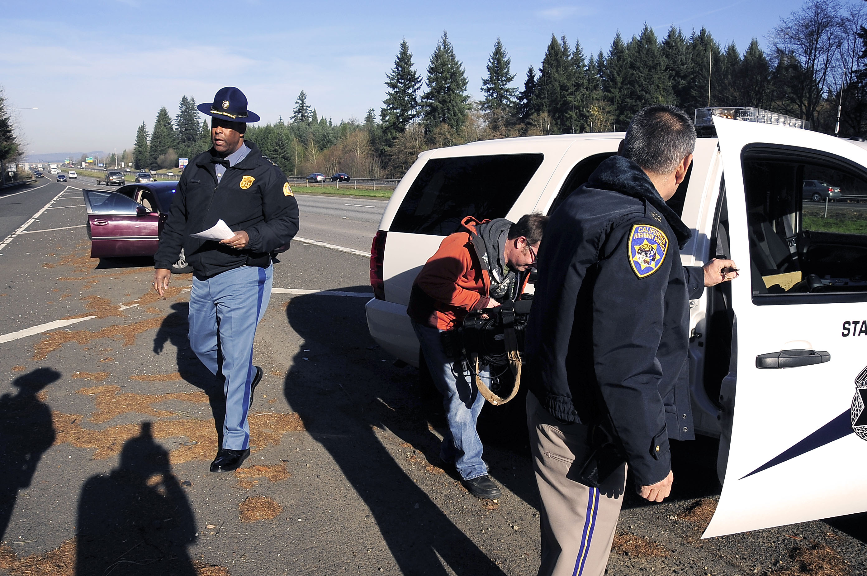 No Traffic Fatalities On I 5 During Thanksgiving Weekend