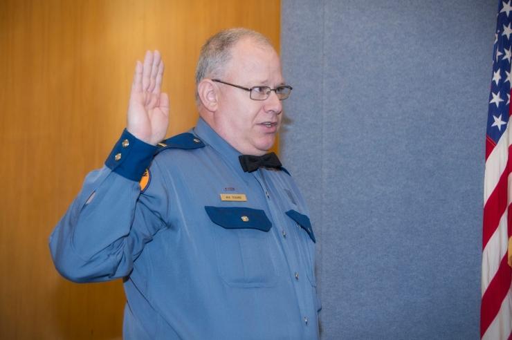 Lt Tegard Swearing In_DSC8992