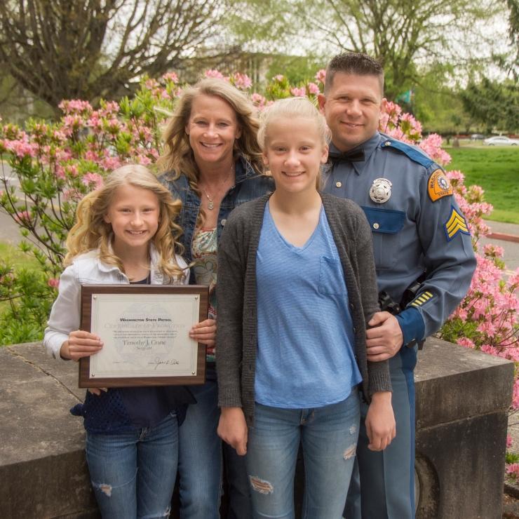 Sgt Crane n Family_DSC9220