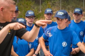 2012 Kiwanis Law Enforcement Youth Camp