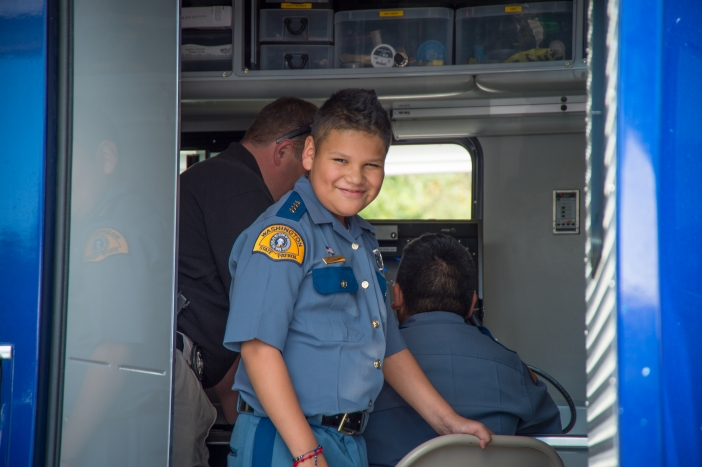 Chief For A Day