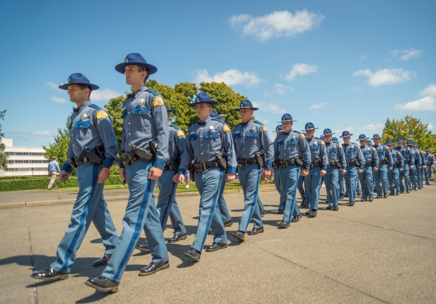 106th Trooper Basic Training Class Graduation
