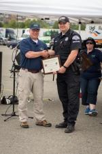 David Huisman - Level 1 Inspection Winner